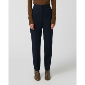 Rou Tapered Leg Trouser Navy