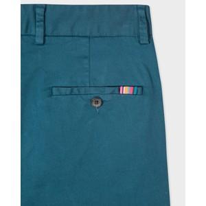 Paul Smith Womens Boyfriend Fit Trousers Petrol Blue