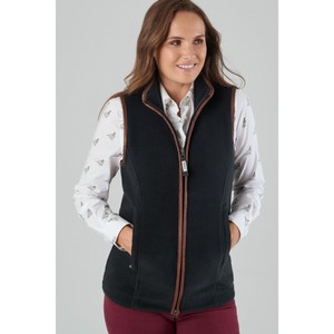 Schoffel Country Lyndon II Fleece Gilet in Gunmetal