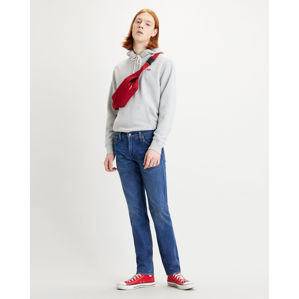 Levis 511 Slim Poncho and Righty Adv