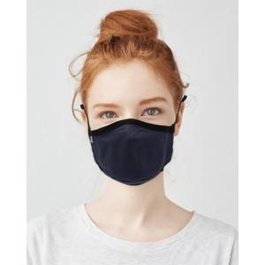 Breathe Adult Face Mask in Navy