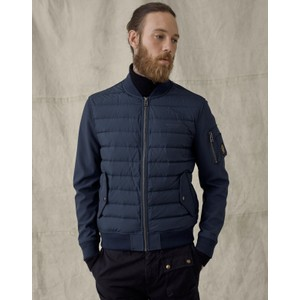 Mantle Jacket Dark Navy