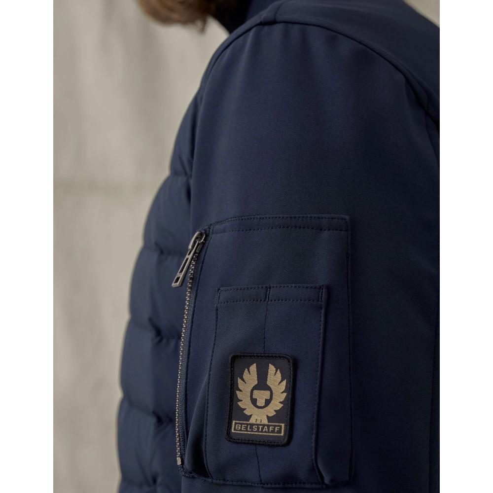 Belstaff Mantle Jacket Dark Navy
