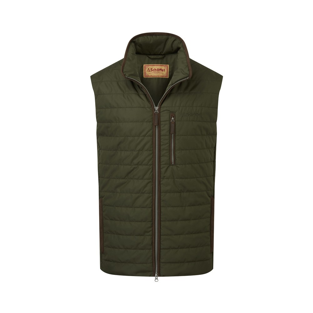 Schoffel Country Brora Gilet Forest