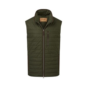 Brora Gilet Forest