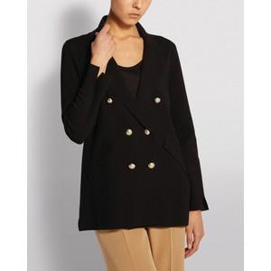 Blazer Style Jacket Black