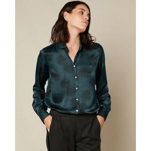 Corazon Winter Sun Shirt Blue Grey/Black