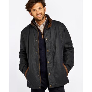 Carrickfergus Coat Navy