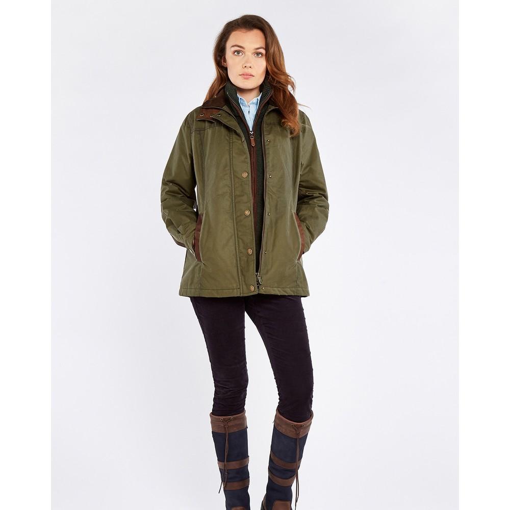 Dubarry Mountrath Coat Dusty Green