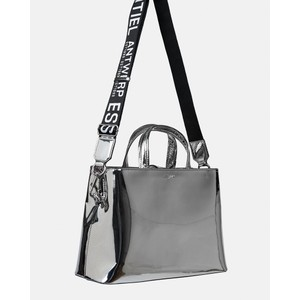 Walvin Mirror Effect Bag Silver