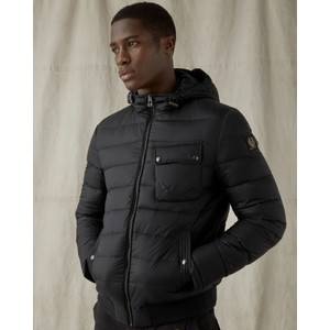 Streamline Puffer Jacket Black