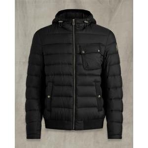 Belstaff Streamline Puffer Jacket Black