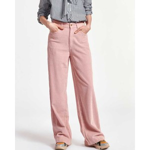Whipped Wide Leg Cords Orchid Hush