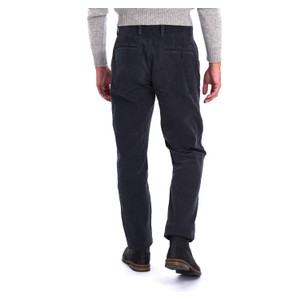 Barbour Neuston Stretch Cord Trousers Navy