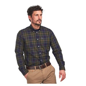 Wetheram Tailored Shirt Classic Tartan