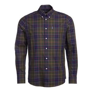 Barbour Wetheram Tailored Shirt Classic Tartan
