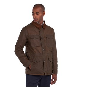 Teddon Wax Jacket Brown