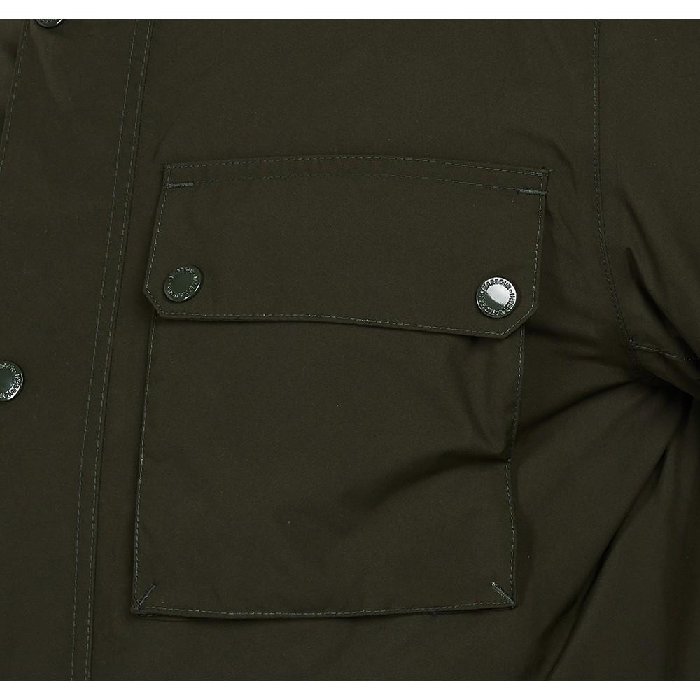 Barbour International Endo International Jacket Olive