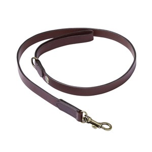 Dog Lead Marron Foncé