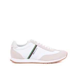 Paul Smith Shoes Prince Trainer White/Stone
