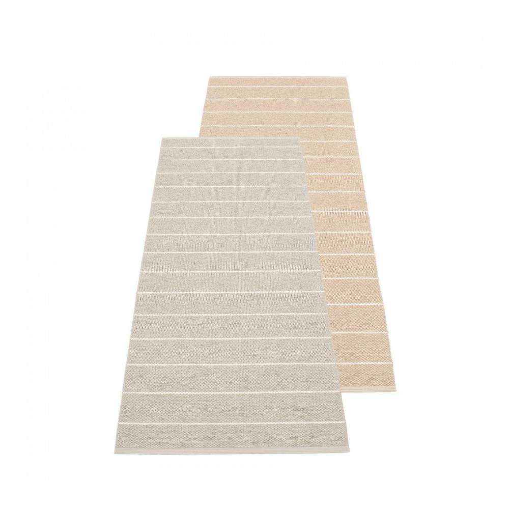 Pappelina Carl Linen/Beige Rug Linen/Beige