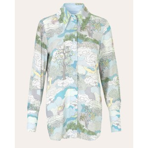 James Dreamscape Shirt Dreamscape Aqua