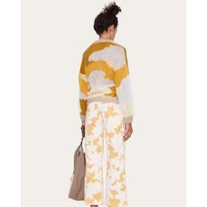 Stine Goya Sana Camouflage Jumper Khaki