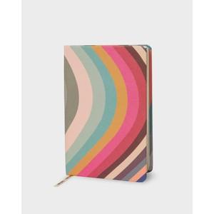 Pocket Notebook Swirl