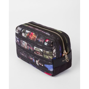 Paul Smith Accessories Film Strip Washbag Multicolour