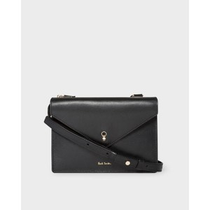 Paul Smith Accessories Envelope Key Cross Body Bag Black