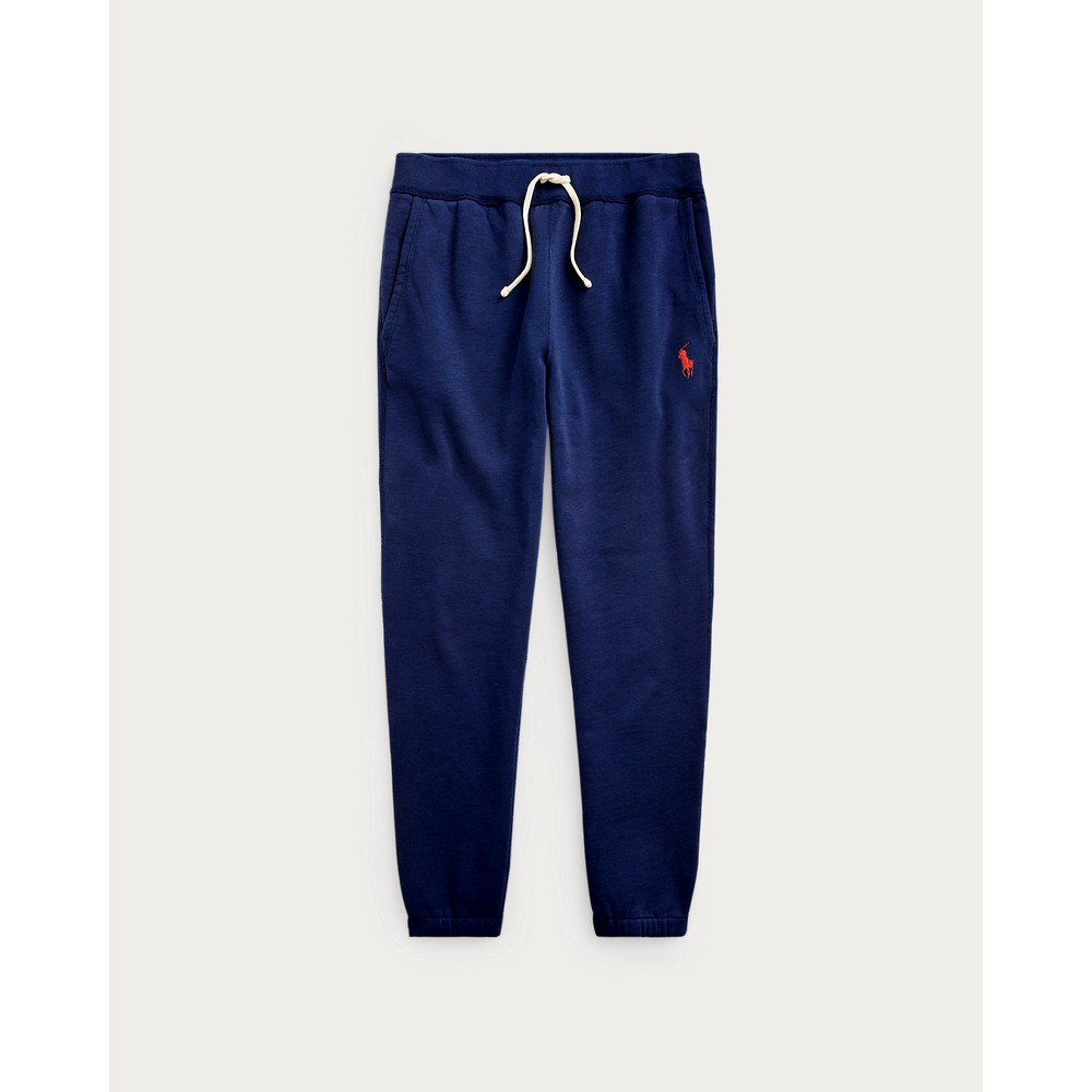 Polo Ralph Lauren Logo Athletic Jogger-Cuffed Cruise Navy