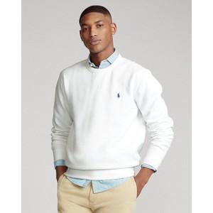 Classic Logo Sweatshirt White
