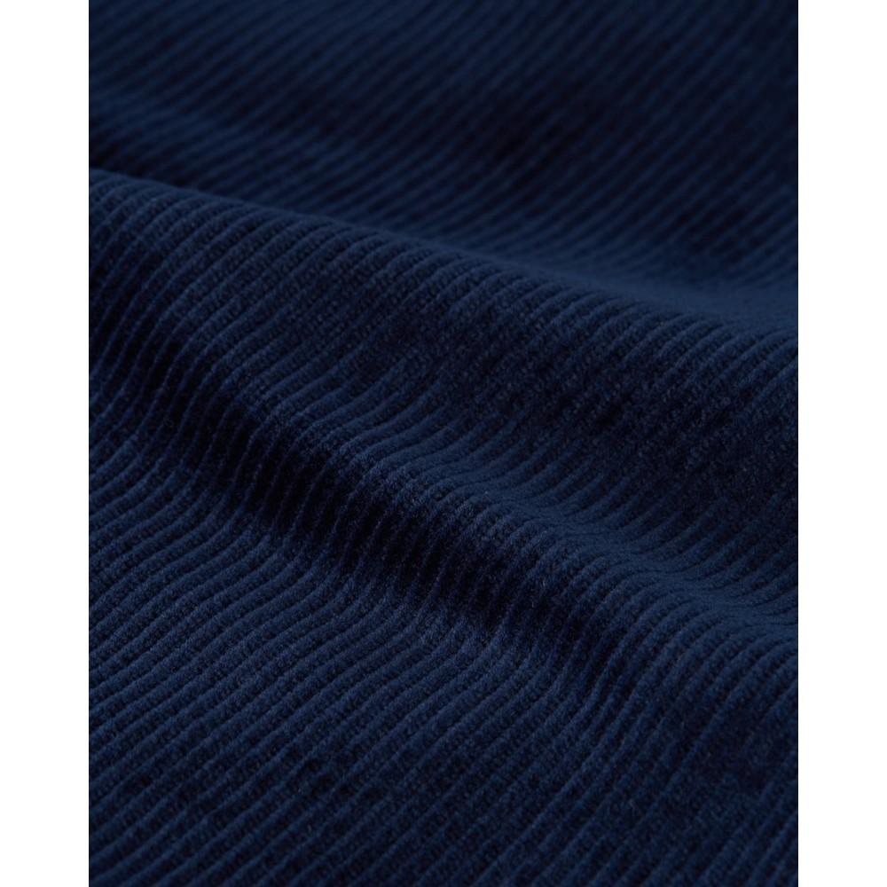 Oliver Spencer Solms Cord Jacket Penton Navy