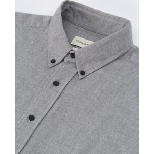 Oliver Spencer Brook Shirt Abbingdon Grey