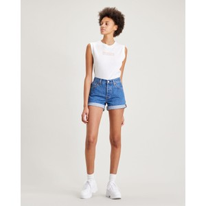 Levis 501 Rolled Shorts Sansome Ransom