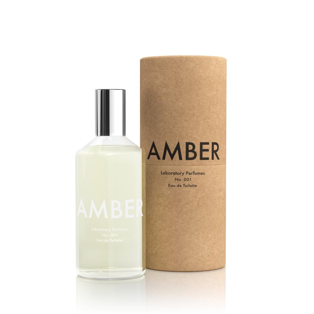 Laboratory Perfumes Amber Eau de Toilette Amber
