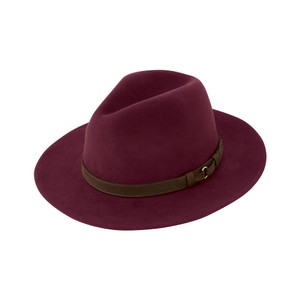 Schoffel Country Willow Fedora Fig