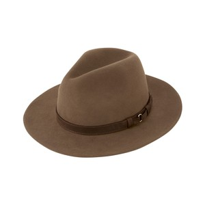 Schoffel Country Willow Fedora in Espresso
