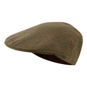 Schoffel Country Tweed Classic Cap in Buckingham Tweed