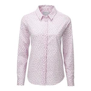 Sunningdale Shirt Barley Raspberry