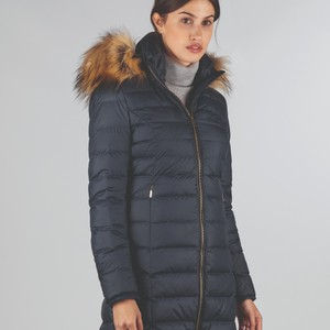Schoffel Country Belgravia Down Coat in Navy