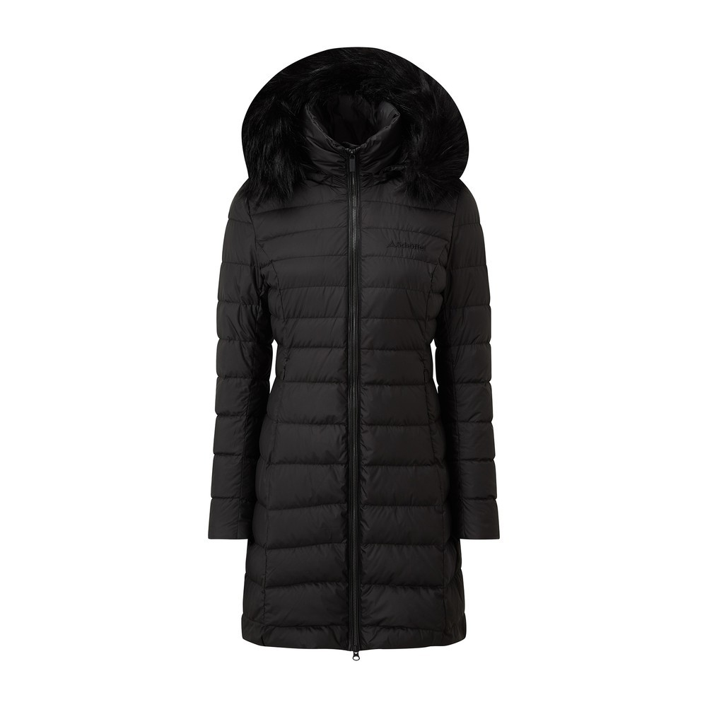 Schoffel Country Belgravia Down Coat Black