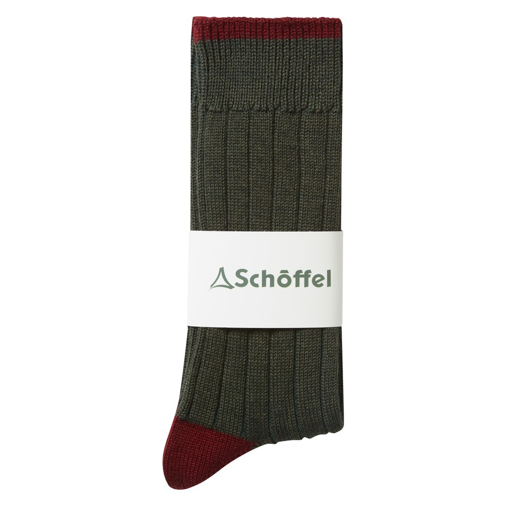 Schoffel Country Hilton Sock Forest