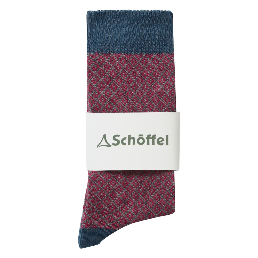 Schoffel Country Helmsdale Sock Denim