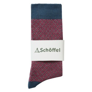 Helmsdale Sock Denim