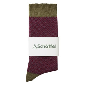 Schoffel Country Helmsdale Sock in Moss