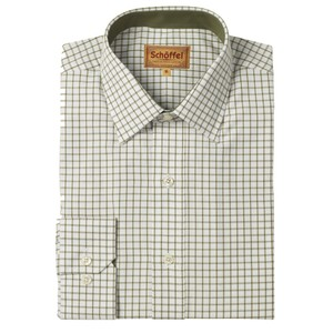 Cambridge Tailored Sport Shirt Olive