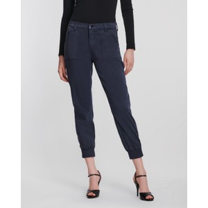 J Brand Arkin Zip Ankle Jogger in Night Out