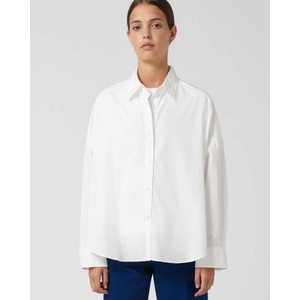 Ello Boxy Shirt White