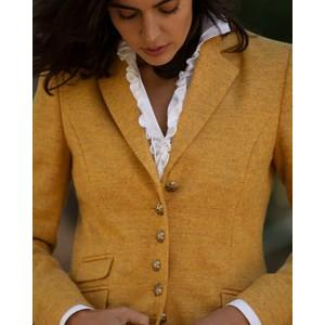 Livia Herringbone Jacket Harvest